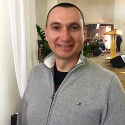 Домашня група   Володимира Хочая