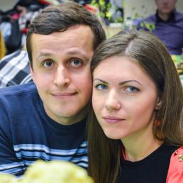 Домашня група Антона Сунцова