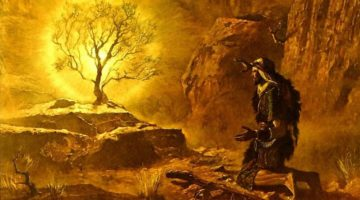 Моисей смирился