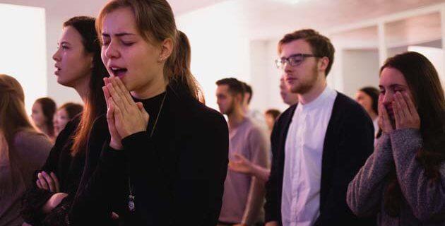 Молитва та молитовне життя віруючої людини