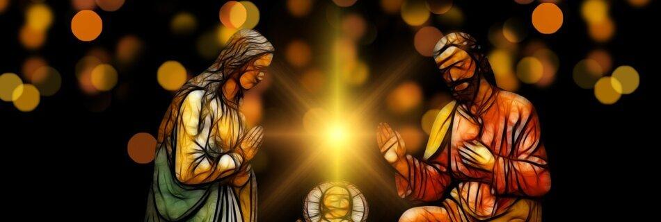 Народження Христа та три болі людства